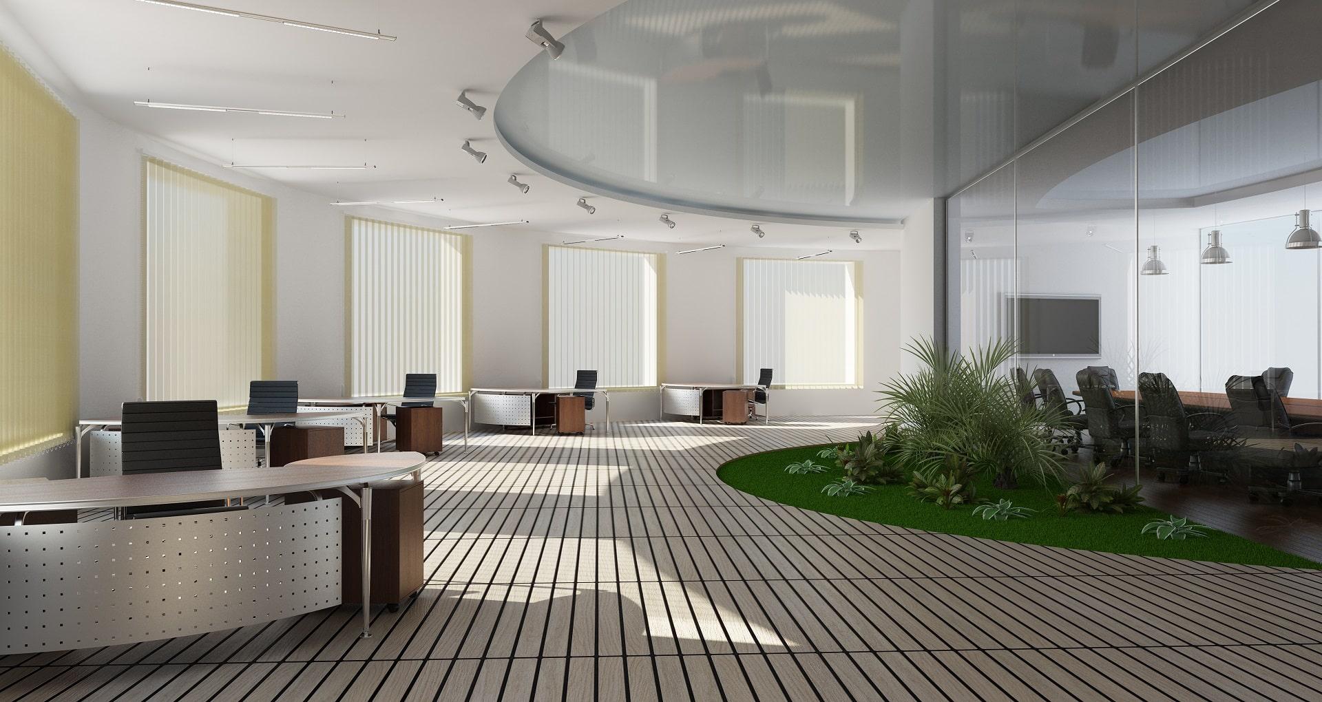 commercial building suites