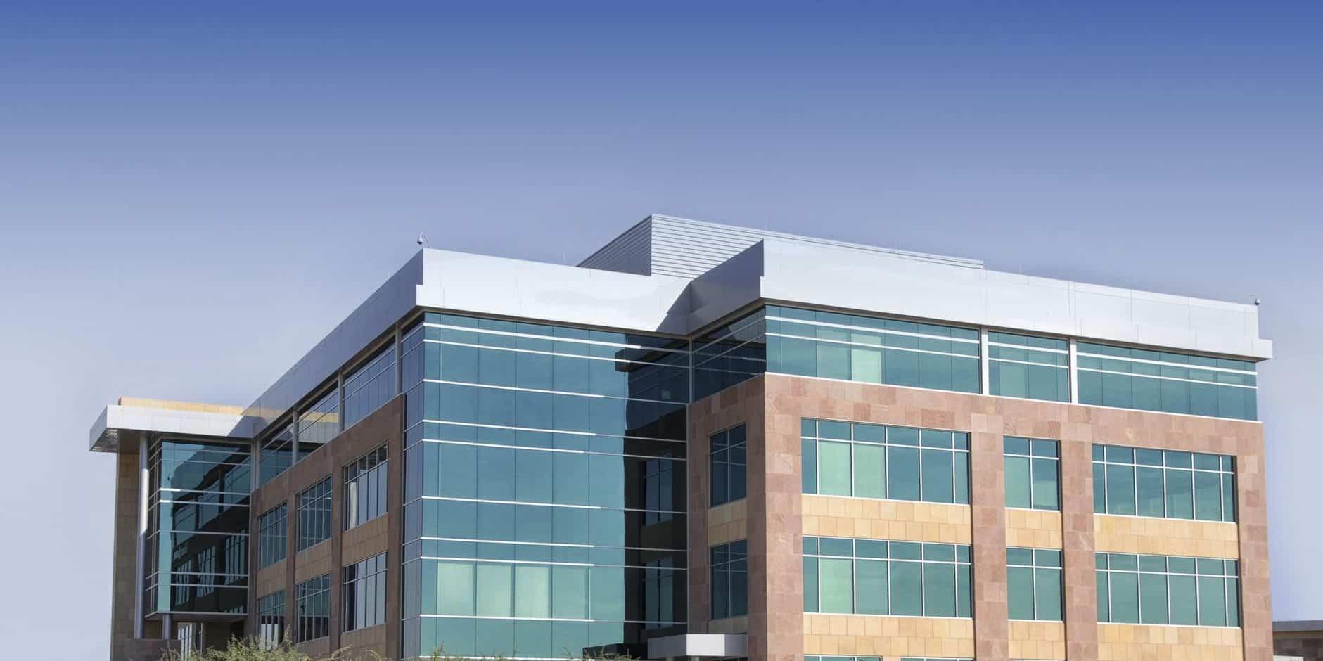 commercial building radon test