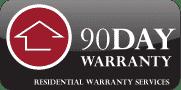 90 Day Home Warranty
