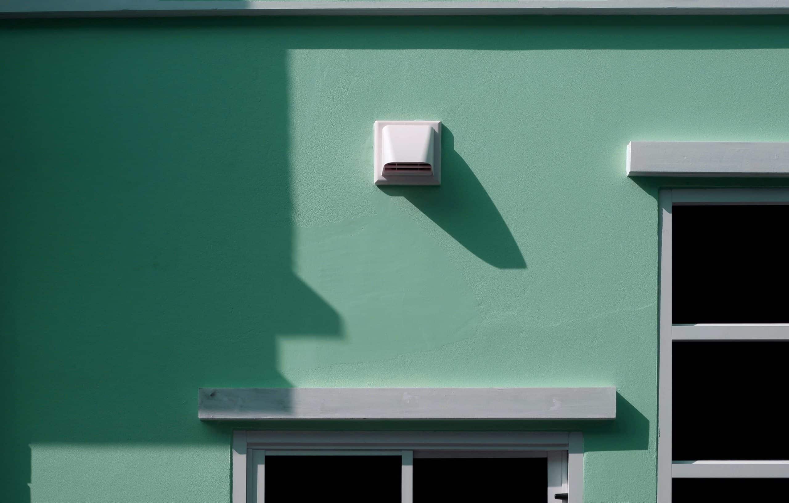 fresh air intake vent